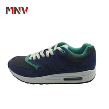 Fashion high quality air cushion sole sneakers men running shoes 2017