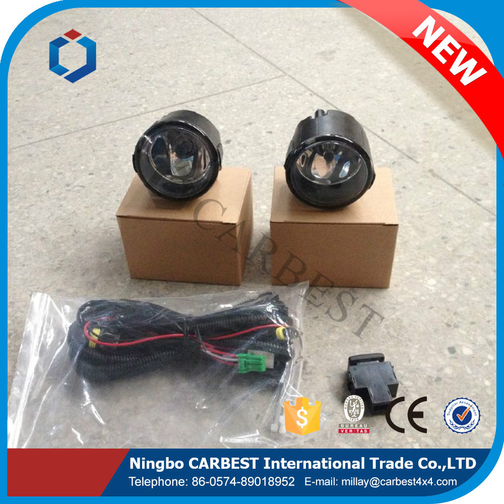 High Quality ABS Auto Fog Lamp for Nisssan Tiida 2009