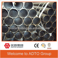 BS1387 /BS279 Galvanized Steel Pipe Threaded /galvanize pipe with thread & hot dip galvanize pipe thread & thread galvanize pipe