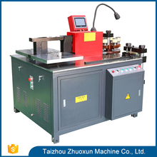 Factory Cnc Copper Busbar Chamfering Portable Powder Coating Steel Rule Die Bending Machine