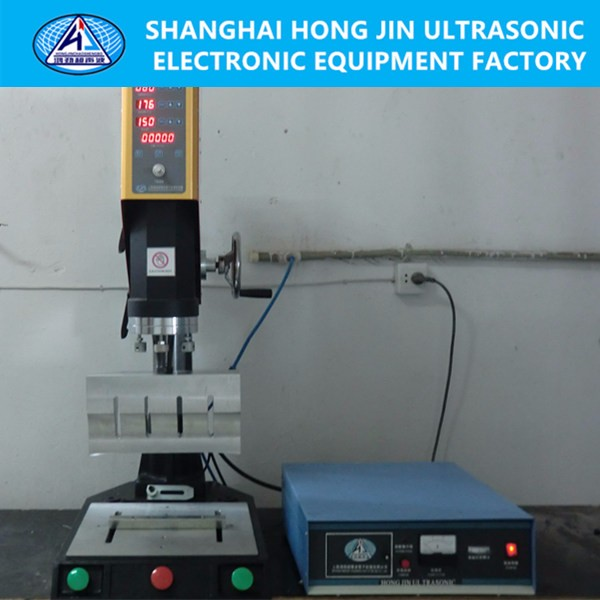 Hong Jin Brand Industrial Using Plastic Ultrasonic Welding Machine