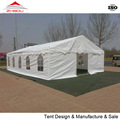 Cheap White waterproof Used marquee Wedding Party Tents 5*15m for sale