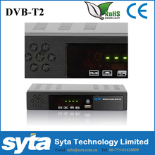 Top Selling S1023C H.264/MPEG4 DVB-T HD Digital Terrestrial Receiver DVB-T Digital TV Box Russia DVB T2 Set Top Box