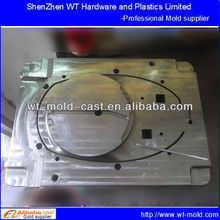 Shenzhen rubber injection mold maker