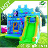Promotional Brand New Design inflatable hippo slide, inflatable garden slide, inflatable fire truck slide