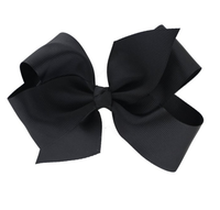 Yiwu wholesale party hair accessories big hair bow for girls