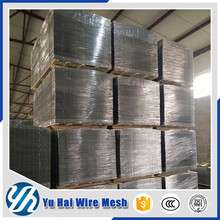 1x1 304 stainless steel welded wire mesh panel in roll