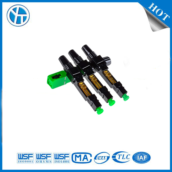 Fiber Optic Fast Connector SC/LC/FC Connector