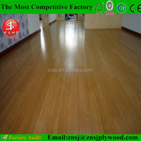 Top ten brand CE solid bamboo click lock floor,click locked/T&G strand woven bamboo wood flooring
