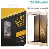 Environmentally Friendly Packaging 9H Explosion Proof Tempered Glass for Huawei P9 Screen Protector
