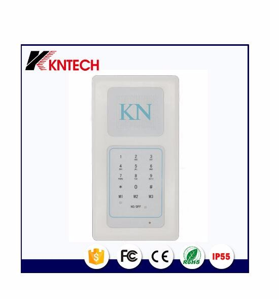 Clean room telephone KNZD-63 Special service phone call gsm alarm system speed dial buttons