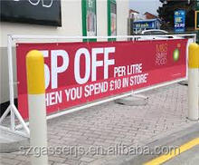 Frontlit PVC flex banner advertising materials solvent printing