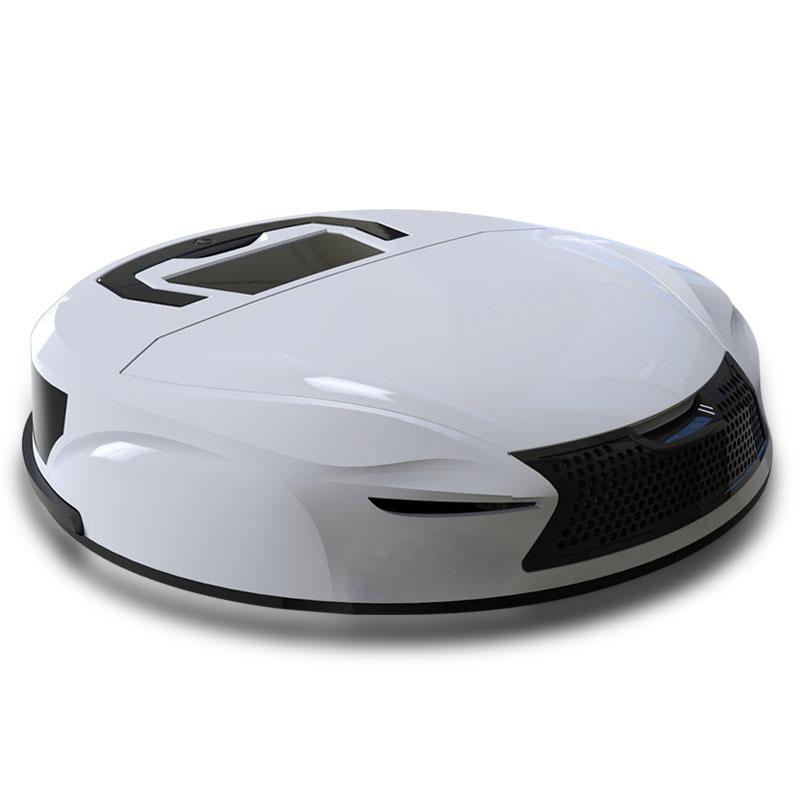2015 New Intelligent Robot Vacuum Cleaner, High Power Robot Vacuum Cleaner / Floor Cleaning Robot 2015