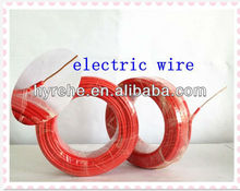 pvc insulated home use electric wire single core