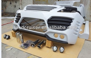 invander body kits for toyota lexus lx570 2008~2011,different from wald ,lexus invader body kits