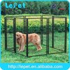 outdoor heavy duty large outdoor durable chain link dog run