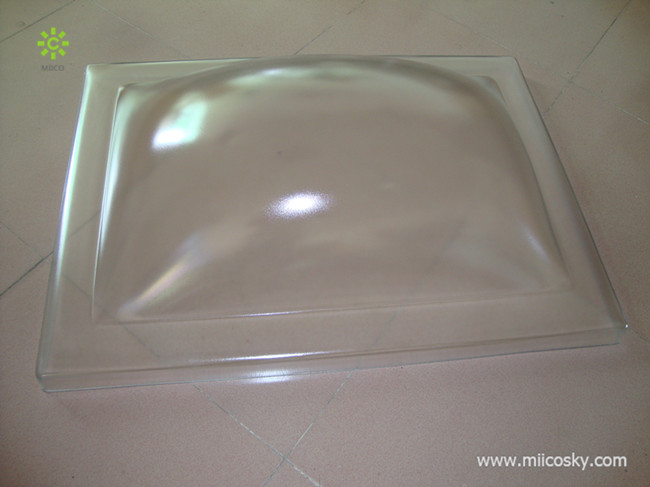 Polycarbonate Acrylic Clear Plastic Dome Cover View Clear
