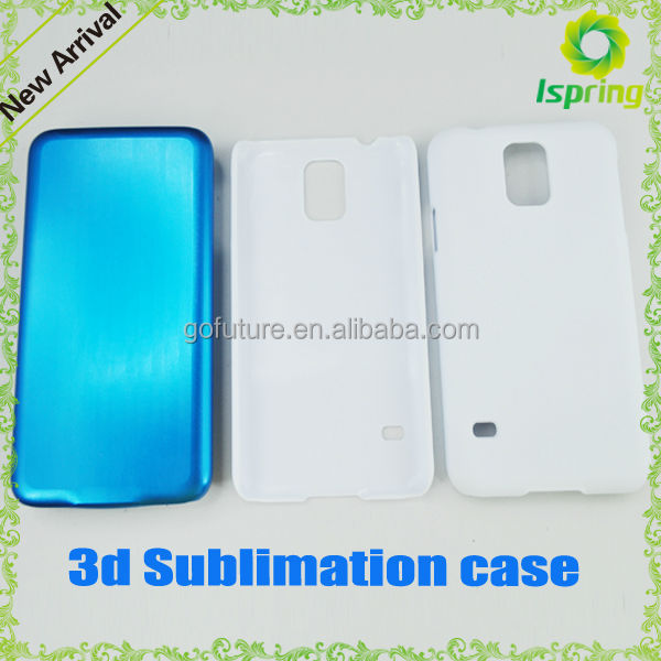 2015 high quality phone covers case 3d sublimation blank phone case