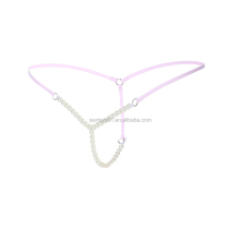 hot sexy peal ladies thong g-string sexy panty girl's underwear