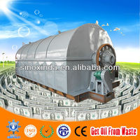 DISCOUNT !! tyre pyrolysis plant with higher oil yield