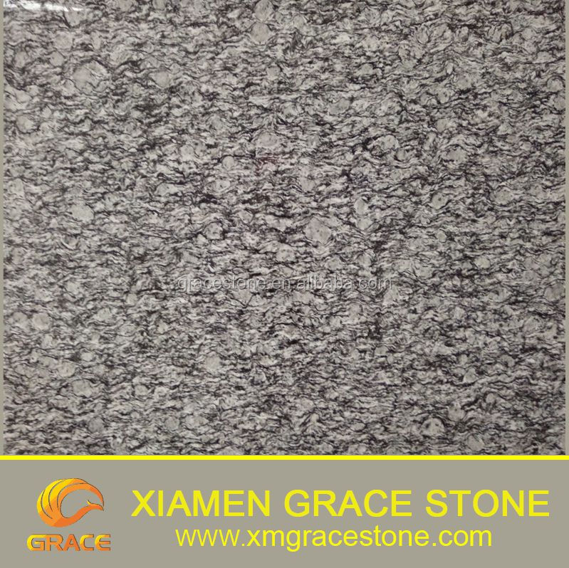 free sample -spray white granite slab tiles stone for project