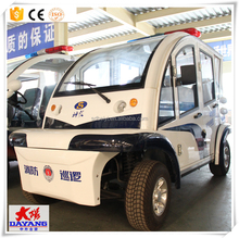 Personal Electric Vehicle 4 Seats Clean Energy Electric Mini Car Autos Electricos