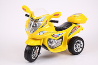 Battery baby car new design!Zhejiang pinghu toy car baby plastic electric motorcycle ,kids motor with Mp3& LED light