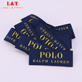 High Qualilty Personal Custom Kenya Luxury Woven Size Label For Clothes
