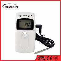 Temperature humidity data logger Temperature data recorder with usb withe probe