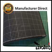 Factory Direct 30cm x 22cm double side cutting mat for art supplies