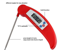 Hot Kitchen digital food thermometer Household hot pen type food Thermometers Instant Read Meat Thermometer