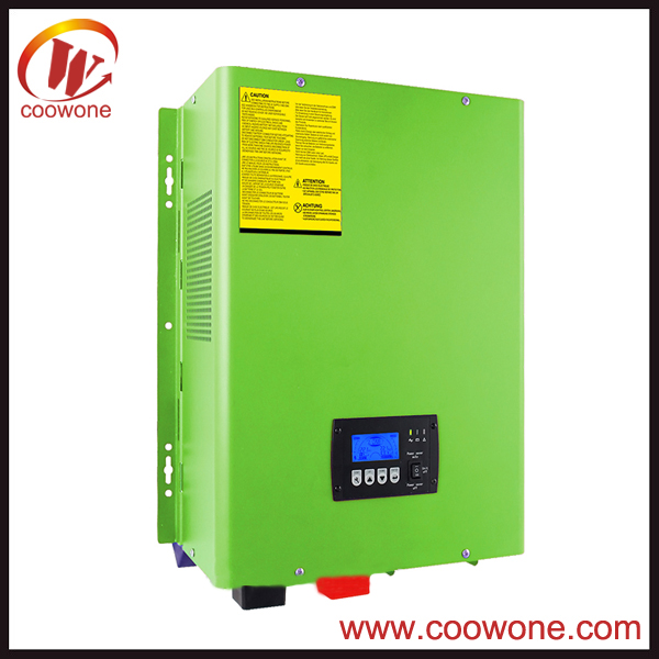 Dc to ac 100kw grid tie solar inverter power