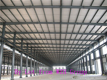steel structure workshop,Prefabricated galvanized Industrial, Commercial and Residential Steel Structure Building