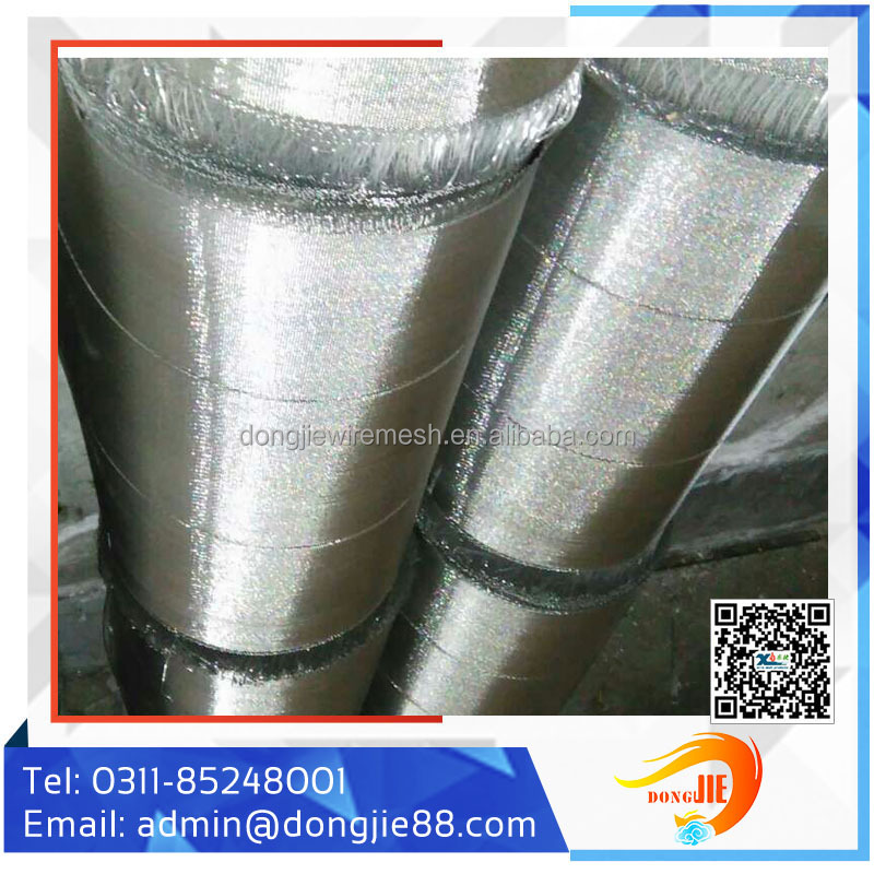 304 stainless steel wire mesh dutch weave wire mesh & contrast I - net price per meter