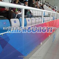 Polyester Mesh Banners Custom Mesh Backdrop