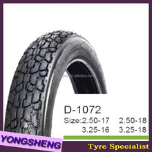 2016 Chinese Top Brand Motorcycle Tire 80/90-14 Motorcycle Tubeless Tyre
