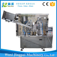 LOW price automatic cosmetic tube packaging filling and sealing machine