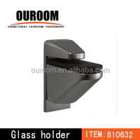 Diamond Glass Clip Glass Clamp