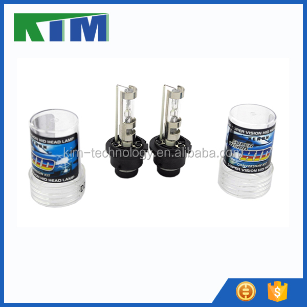 Top quality xenon hid D2R 35w 55w bulb with 2 years warranty