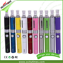 Ocitytimes colorful MT3 refill atomizer cartridges/ evod mt3 vape starter kit/ evod/mt3 starter kit ecig