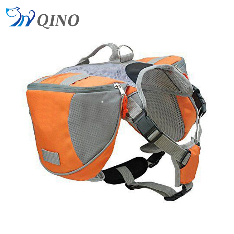 QN-A-0305 dog harness backpack