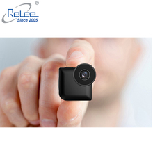 2018 new battery powered night vision mini DV HD 720p wearable wifi ip wireless cctv camera