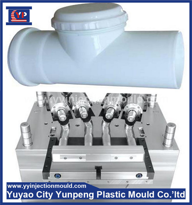 China Pipe Fitting moulds factory, high quality with competitive price (with video)