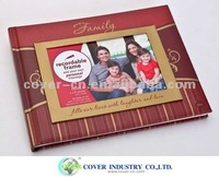Music/ Voice Recording Photo Scrapbook/ Photo Album