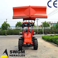 china supplier HR930F Ce 4wd Mini Small Backhoe Loader For Sale