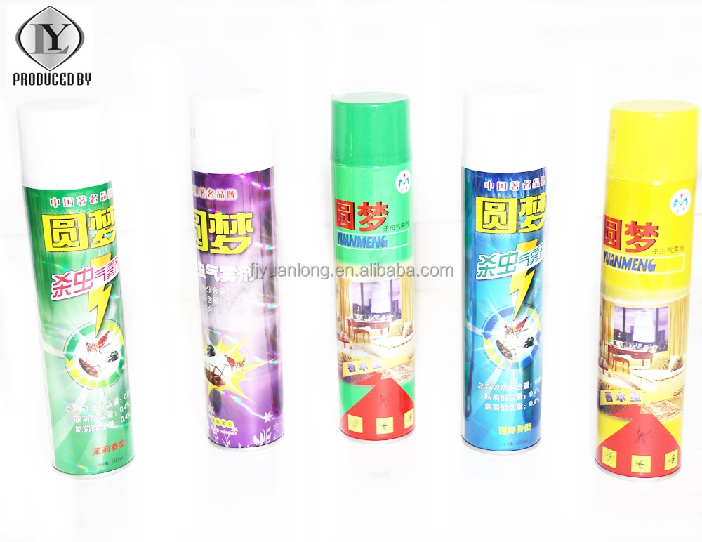 2015 factory New Super quality flying insect killer Spray Insecticide