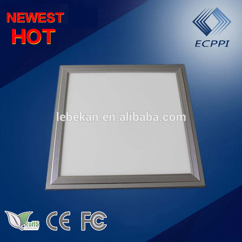 Economic and Efficient 36w super thin square led panel light high quality