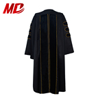 Economy Customize Bachelor Deluxe Doctoral Graduation Robes