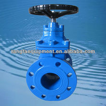 DN150 EPDM coated wedge non-rising stem F5 gate valve