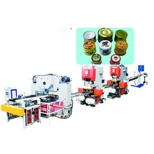 Tomato Paste Can Production Line Food Can Making Machine